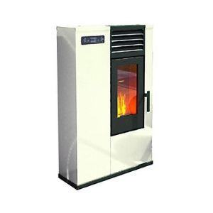 Eva calor – Estufa de pellets Susy (7,5kW)